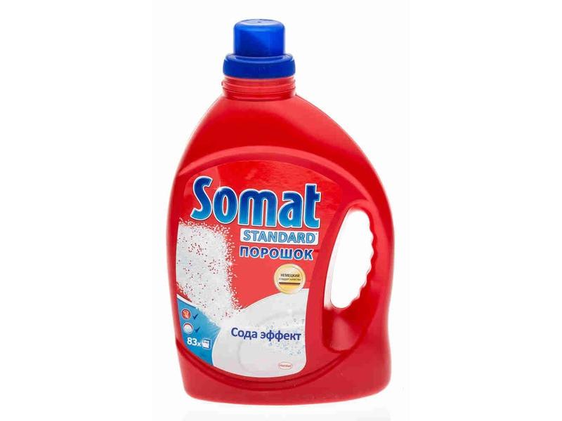 Моющее для посудомоечных машин Сомат - SOMAT 1.5кг