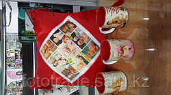 Фото на подушку. Печать на подушках