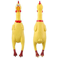 Курица кричащая сумашедшая 40 см
