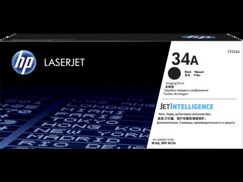 HP 34A CF234A оригинальный картридж