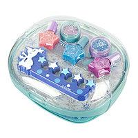 Frozen Набор детской декоративной косметики с сушкой лака, фото 1