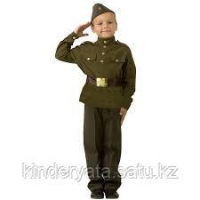 Карнавальный костюм Солдат