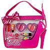 Barbie Набор детской декоративной косметики в сумочке