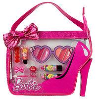 Barbie Набор детской декоративной косметики в сумочке, фото 1