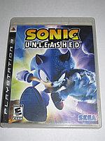 Игра для PS3 Sonic Unleashed (вскрытый), фото 1