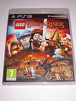 Игра для PS3 The Lord of the rings (вскрытый), фото 1