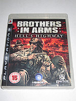 Игра для PS3 Brothers in Arms Hell's Highway (вскрытый), фото 1