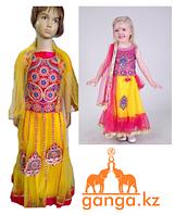 Индийский костюм для девочки (5-9 лет)