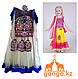 Индийский костюм для девочки (5-9 лет), фото 2