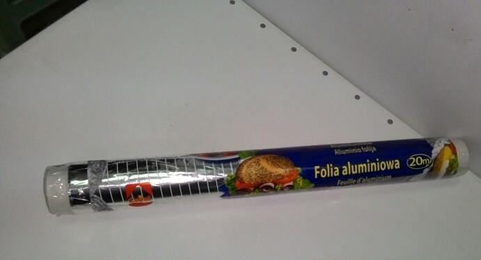 Фольга Гедеон 20м