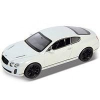 Игрушка модель машины 1:34-39 Bentley Continental Supersports