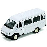 Игрушка модель машины ГАЗель пассажирская