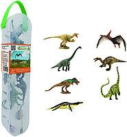 Набор мини динозавров (коллекция 2)