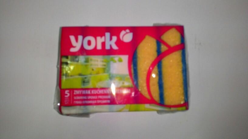 Губка для посуды Йорк - YORK SUPREME 5шт