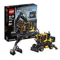 Lego Technic Экскаватор Volvo EW 160E 42053, фото 1