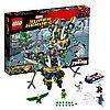 Lego Super Heroes 76059 Человек-паук: В ловушке Доктора Осьминога