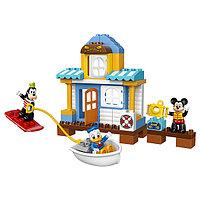 Lego Duplo Дупло Домик на пляже
