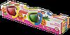 Пластишка Тесто для лепки Набор №9, 5 цв