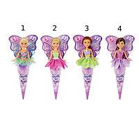 Кукла Принцесса Фей в оригинальной упаковке в виде рожка (4 вида в асс.)