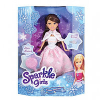 Sparkle Girlz Принцесса Зимы с аксессуарами, в подарочной кор., в асс.
