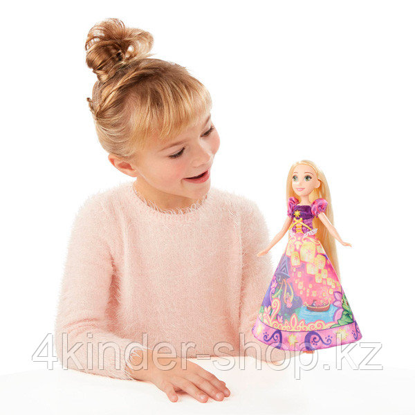 Disney Princess Рапунцель в юбке с проявляющимся принтом - фото 2