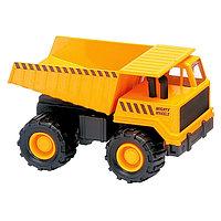 Игрушка строительная техника Карьерный грузовик, фото 1