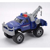 Игрушка полицейский эвакуатор