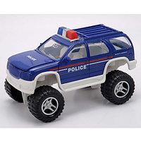 Игрушка полицейский внедорожник