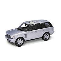 Welly модель машины Land Rover Range Rover 1:18, фото 1