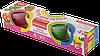 Пластишка Тесто для лепки набор №8, 4 цвета