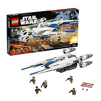 Lego Star Wars Истребитель Повстанцев U-Wing, фото 1