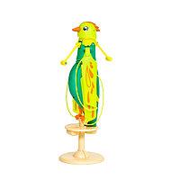 Интерактивная летающая птичка Zippi Pets (Зеленая)
