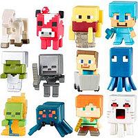 "Mega Bloks Мини-фигурка ""Minecraft"", в асс."