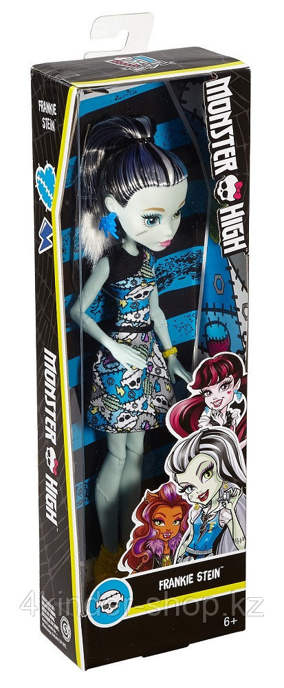 Базовые куклы Monster High (обновленный дизайн) в асс. - фото 2