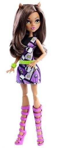 Базовые куклы Monster High (обновленный дизайн) в асс. - фото 4