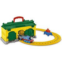 """Игровой набор """"Томас и его друзья"""" - Станция Тидмаус, фото 1"""