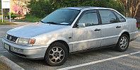 Защита картера Passat B5 1999-2001, фото 1