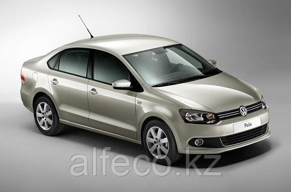 Защита картера и КПП Polo Sedan большая 2010-