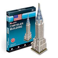 3D пазл Небоскреб Крайслер-билдинг (США) (мини серия)