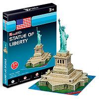 3D пазл Статуя Свободы (США) (мини серия)