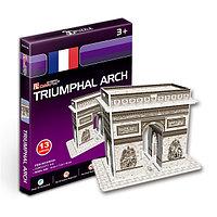 3D пазл Триумфальная арка (Франция) (мини серия)