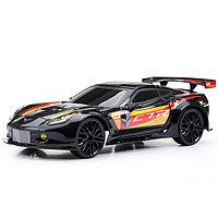 Игрушка р/у Corvette C7R (Чёрный), фото 1
