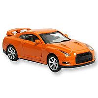 Инерционная модель автомобиля 1:32 Nissan Skyline, фото 1