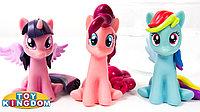 My Little Pony игрушка для ванной меняет цвет гривы, фото 1