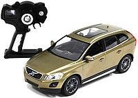 Машина р/у Volvo XC60 (на бат., свет), 1:14, фото 1