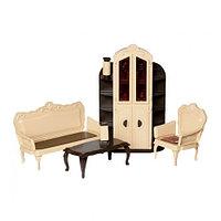 """Набор кукольной мебели для гостиной """"Коллекция"""""""