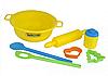 Набор детской посуды для выпечки №1 в ассортименте