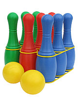 Набор для игры в боулинг (9 кегель, 2 шара)