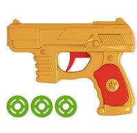 Пистолет дисковый (в пакете)