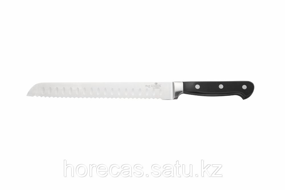 Нож для хлеба 225 мм Profi Luxstahl